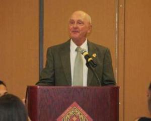 Professor Ed Frame