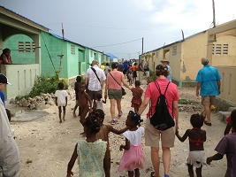 haiti-relief-flight-st-mary-group-walking-small