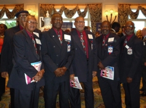 Members of RAFMAN Club at National Philanthropy Day