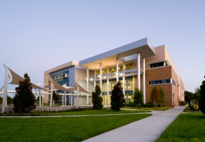 "Building 11 ""University Center"" at SunriseWest Campus"